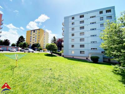 Bel appartement 3.5 p / 2 ch / SDB / Balcon  image 1