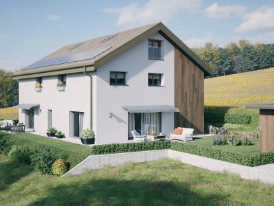 Ce beau projet de Villa neuve de 5.5 pièces / Jardin / Calme image 1