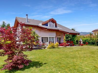 Magnifique maison récente de 5.5 pièces avec vaste jardin à Monthey image 1