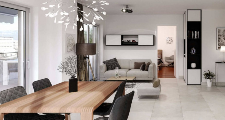 Magnifique appartement de 3,5 pièces à Orbe (Sous-le-Signal) image 1