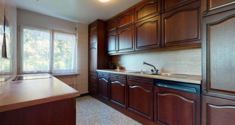 Bel appartement avec vue lac et montagnes panoramique à Veytaux. image 8