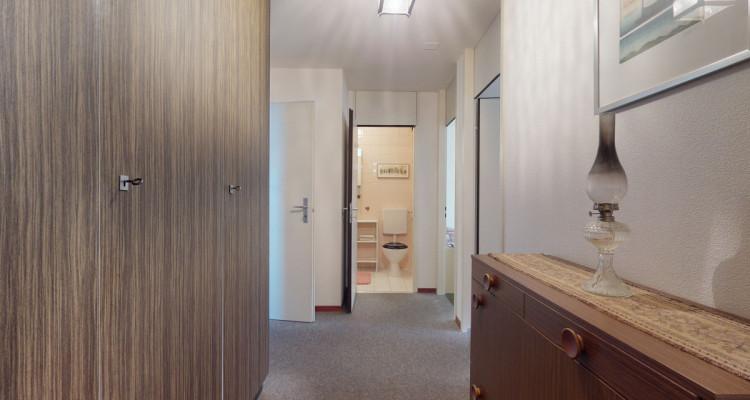 Bel appartement avec vue lac et montagnes panoramique à Veytaux. image 10