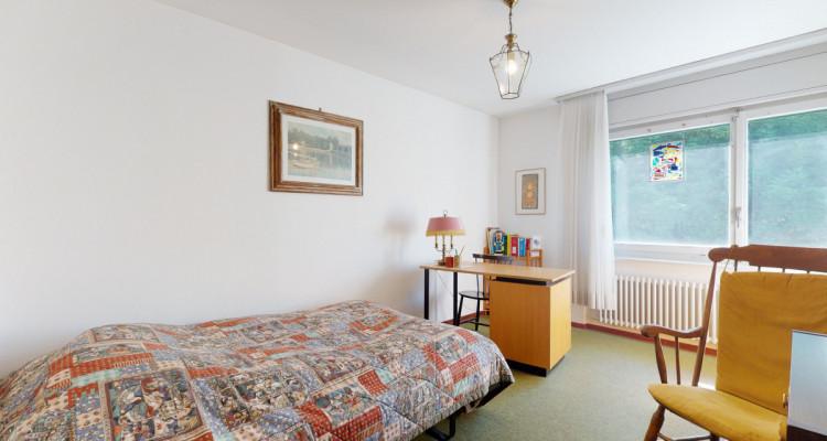 Bel appartement avec vue lac et montagnes panoramique à Veytaux. image 11
