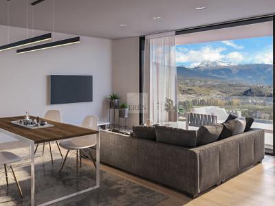 Appartement 3,5p neuf au 1er étage avec 2 balcon/terrasse image 1
