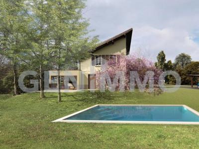 Villa A de 7 pièces, 186 m2 habitables, terrain 1200 m2 et piscine image 1