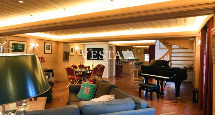 Chalet de standing proche de Gstaad image 2