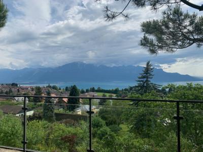 Belle villa avec vue panoramique et piscine  image 1