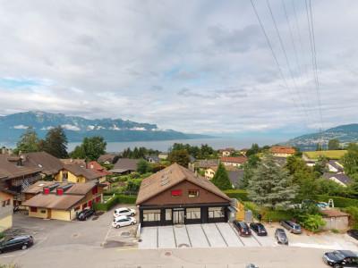 Grand appartement de 4,5pces avec vue lac et montagne à Blonay image 1