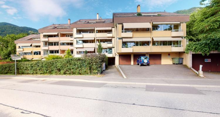 Superbe appartement avec grand balcon et accès au jardin image 2