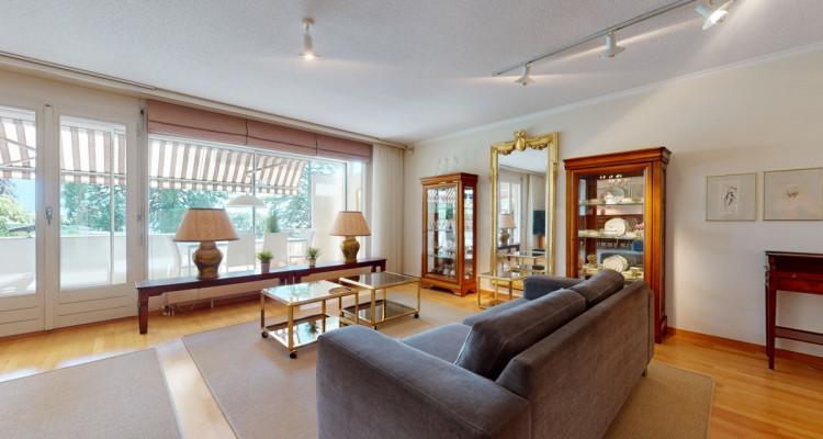 Superbe appartement avec grand balcon et accès au jardin image 5