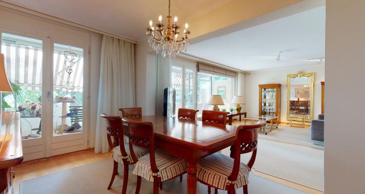 Superbe appartement avec grand balcon et accès au jardin image 6