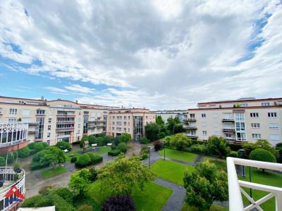 Superbe appartement meublé 4.5 pièces / 3 chambres / 2 SDB / 2 balcons image 1