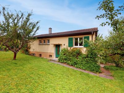 Maison individuelle avec grand jardin à Yverdon ! image 1