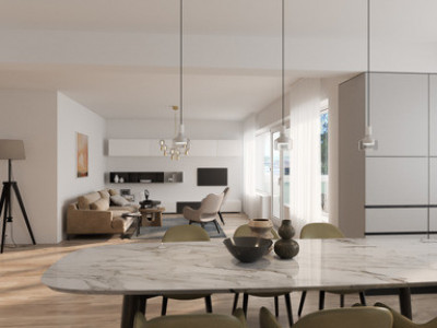 Magnifique appartement 6,5 pièces avec vue image 1