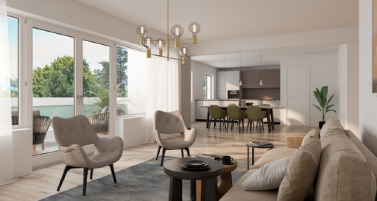 Magnifique appartement 6,5 pièces avec vue image 2