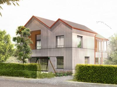 Vente dune villa sur plan - Livraison printemps 2023 -  Villa A image 1