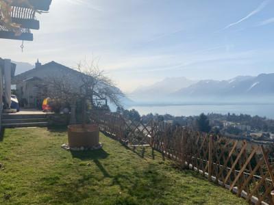 Villa individuelle avec sa vue panoramique sur le lac et les montagnes image 1