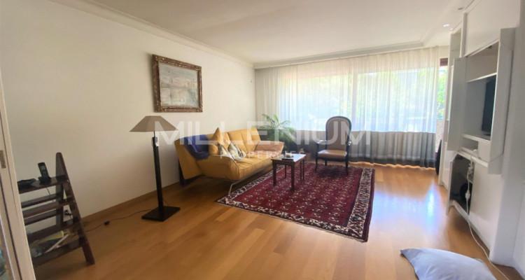 Rare - Grand appartement 6P à Champel image 2