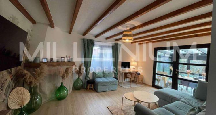 Belle maison individuelle meublée à Genthod image 5
