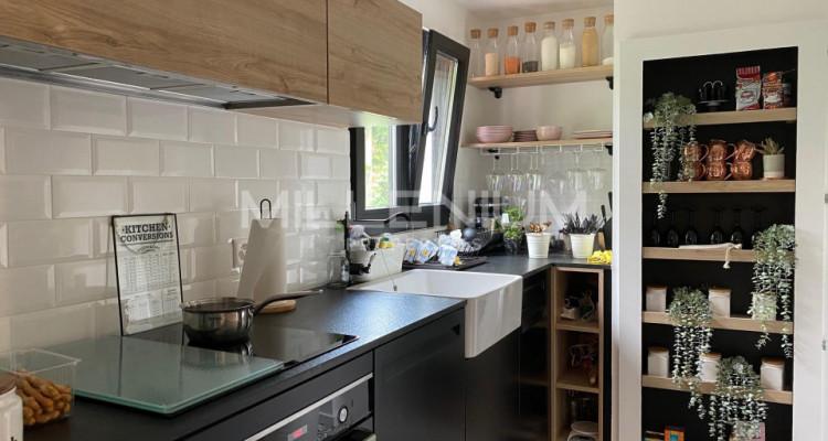 Belle maison individuelle meublée à Genthod image 4