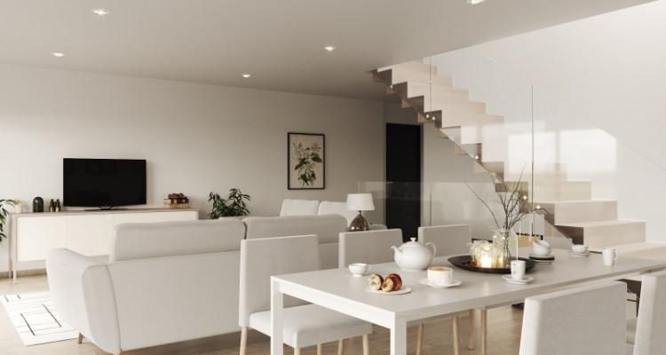 A saisir, nouvelle promotion de 3 villas individuelles à 15 minutes de Fribourg image 2