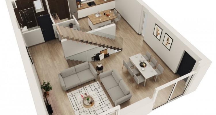 A saisir, nouvelle promotion de 3 villas individuelles à 15 minutes de Fribourg image 4