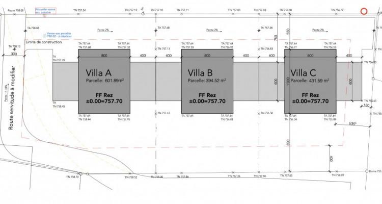 A saisir, nouvelle promotion de 3 villas individuelles à 15 minutes de Fribourg image 6