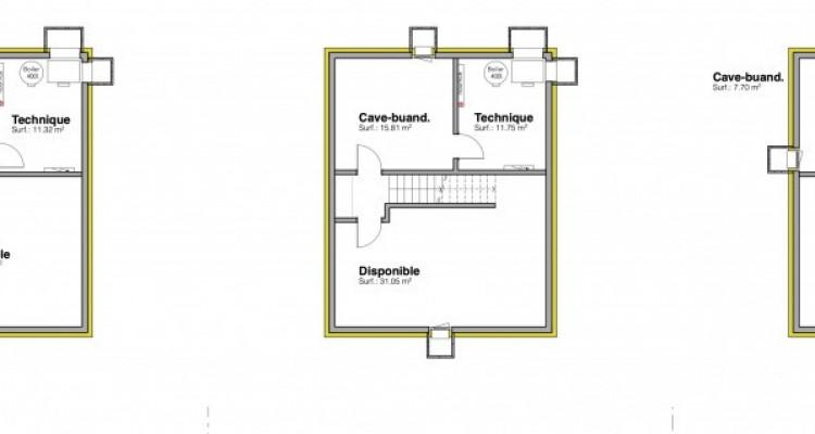 A saisir, nouvelle promotion de 3 villas individuelles à 15 minutes de Fribourg image 7
