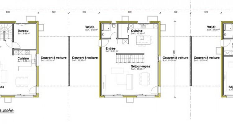 A saisir, nouvelle promotion de 3 villas individuelles à 15 minutes de Fribourg image 8