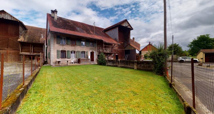 Grande ferme et 1734 m2 de terrain, pour investisseurs ou chevaux! image 4