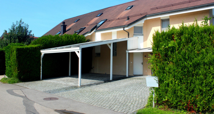 Spacieuse villa jumelle sur 4 niveaux, au coeur de Bogis-Bossey. image 4
