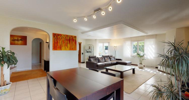Spacieuse villa jumelle sur 4 niveaux, au coeur de Bogis-Bossey. image 5