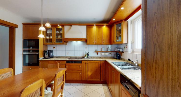 Spacieuse villa jumelle sur 4 niveaux, au coeur de Bogis-Bossey. image 12