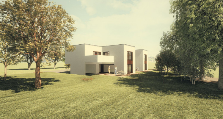 Villa neuve de 5.5 pièces dans quartier calme et verdoyant.  image 1