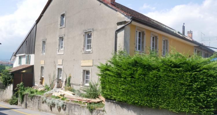 Rural de 4 appartements neufs sur plans image 2