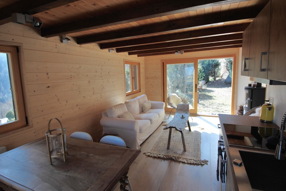 Charming Chalet 5 Minutes From Haute Nendaz With A Magnificent