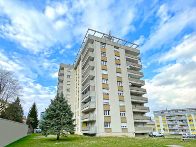 FOTI IMMO - A Louer - Appartement de 3,5 p. avec balcon. image 1
