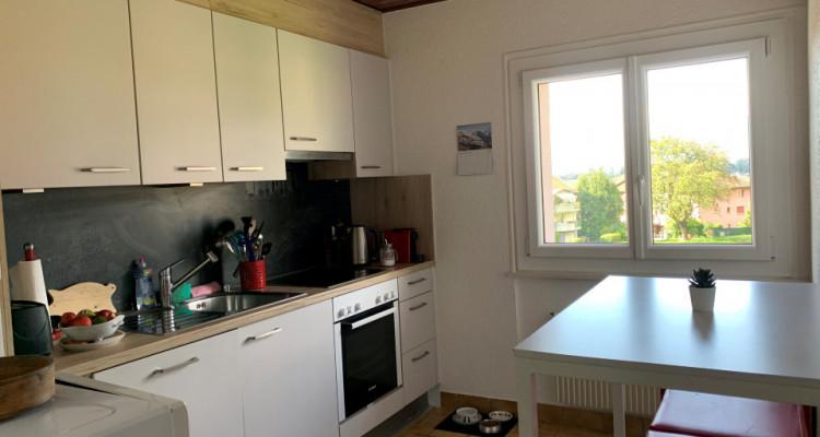 Joli appartement de 3.5 pces à Muraz image 2