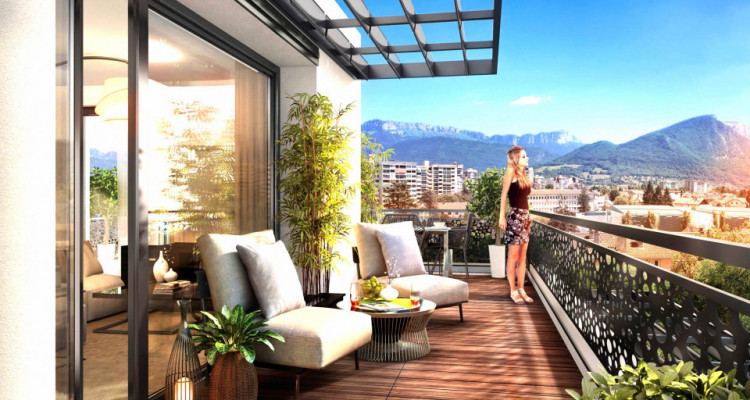 Appartement 95m2 - 4 Pièces Corsier Genève image 2