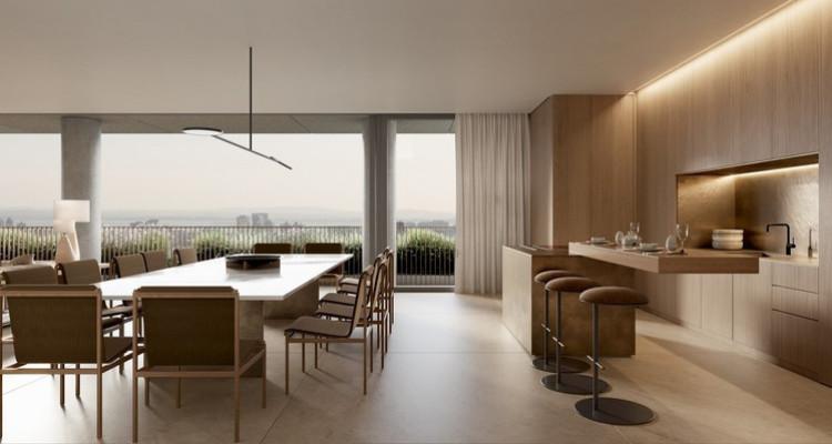 Appartement 95m2 - 4 Pièces Corsier Genève image 5