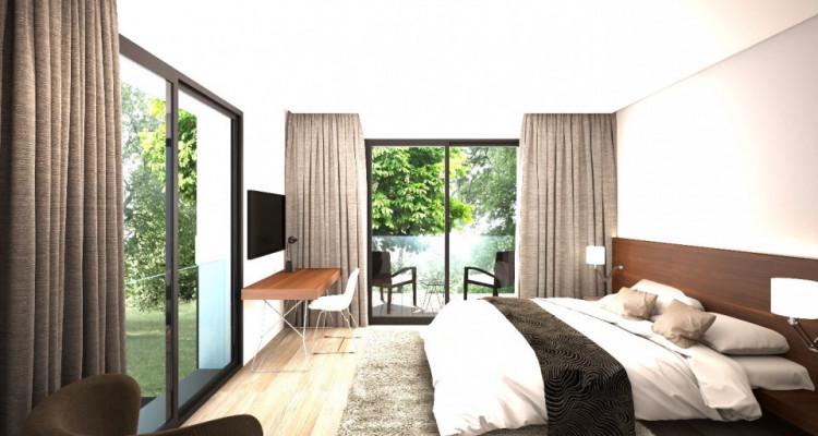 Appartement 95m2 - 4 Pièces Corsier Genève image 4