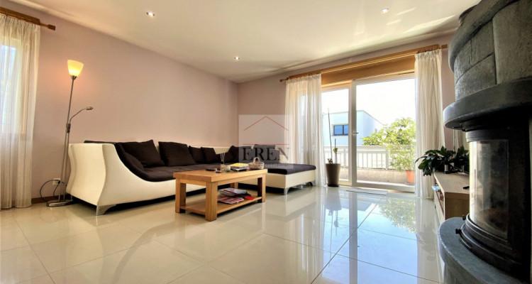 Villa récente et moderne de 4 logements avec vaste appartement familial 5,5p de 200m2 et 3 studios/2p loués image 5
