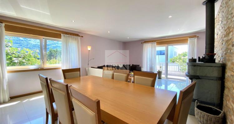 Villa récente et moderne de 4 logements avec vaste appartement familial 5,5p de 200m2 et 3 studios/2p loués image 6