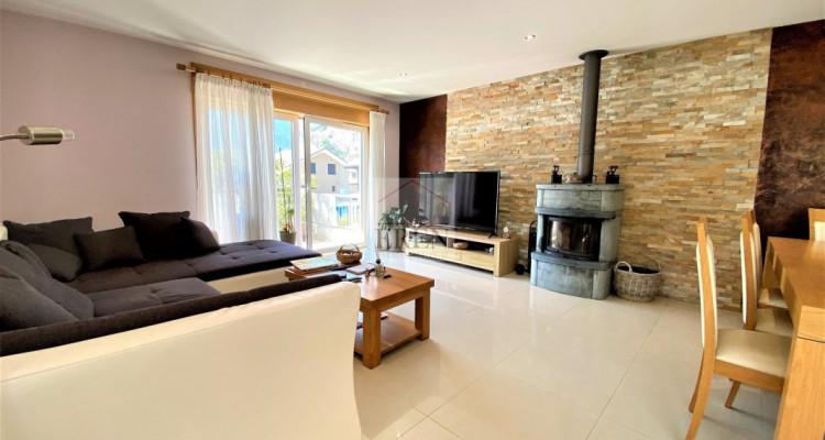 Villa récente et moderne de 4 logements avec vaste appartement familial 5,5p de 200m2 et 3 studios/2p loués image 7