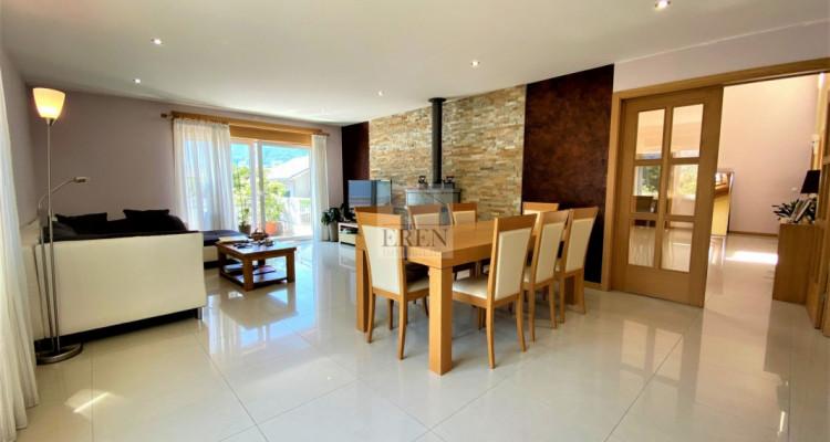 Villa récente et moderne de 4 logements avec vaste appartement familial 5,5p de 200m2 et 3 studios/2p loués image 9