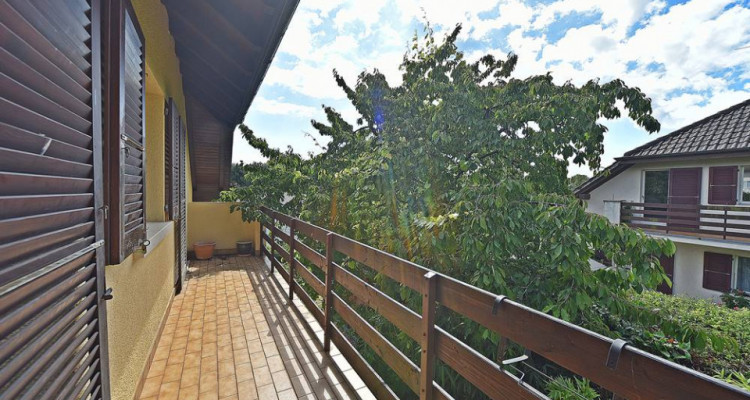 Spacieuse villa mitoyenne à Commugny image 10