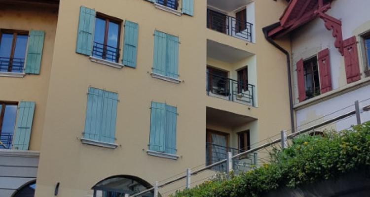Magnifique appartement de 2.5 pièces avec cachet / 1 balcon  image 1