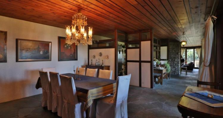 EXCLUSIVITÉ Maison villageoise de 7 pièces avec la vue sur le lac. image 8