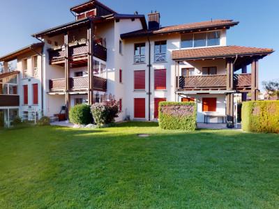 Grosszügige 6 1/2 Dach-Maisonettewohnung mit grosser Spielwiese image 1