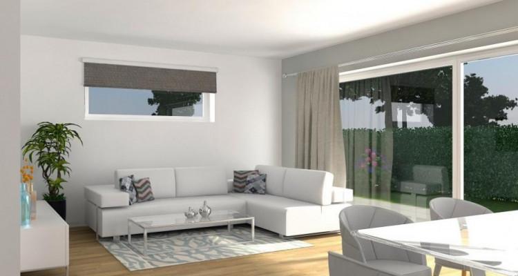 Belle villa jumelle contemporaine, 4,5 pces, 136 m2 image 1